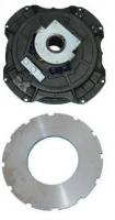Корзина сцепления 523-15723010 KATO NK-750YSL + диск промежуточный 523-15702000